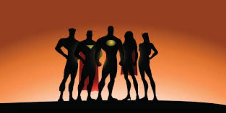 superheroes lunasonline