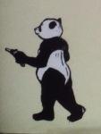 panda eats shoots and leaves