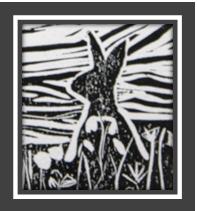 The Green Rabbit illustration