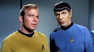 Kirk and Spock Space Cadets lunasonline