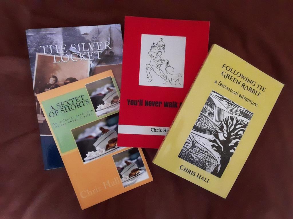 all 4 books