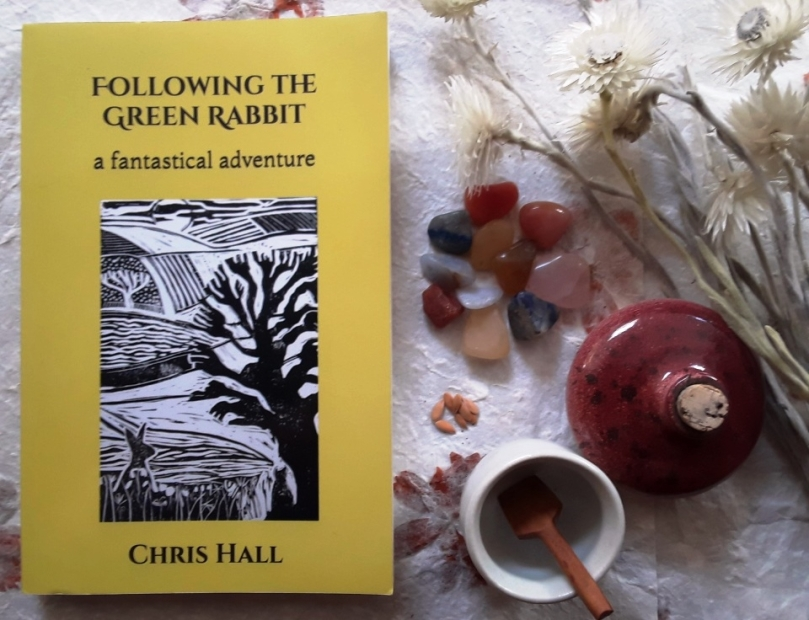 Following the Green Rabbit by Chris Hall order on Amazon