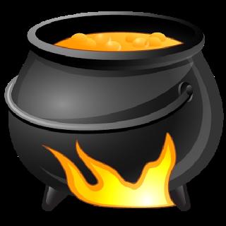 the cauldron by chris hall lunasonline