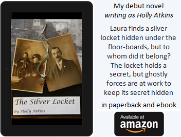 The Silver Locket on Amazon